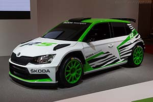Click here to open the Skoda Fabia R5 Concept gallery