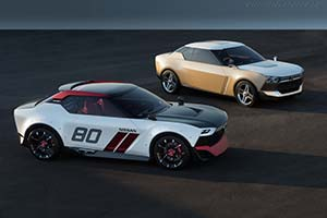 Click here to open the Nissan IDx Nismo gallery