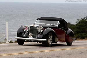 Click here to open the Lagonda V12 Rapide Drophead Coupe  gallery