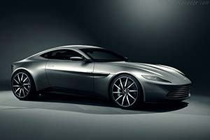 Click here to open the Aston Martin DB10 gallery