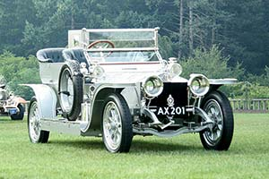 Click here to open the Rolls-Royce Silver Ghost Barker Roi des Belges gallery