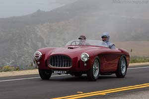 Click here to open the Ferrari 225 Export Vignale Spyder gallery