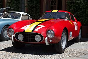 Click here to open the Ferrari 250 GT TdF Scaglietti '14 Louver' Berlinetta gallery