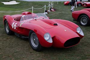 Click here to open the Ferrari 250 TR  gallery