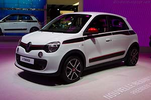 Click here to open the Renault Twingo gallery