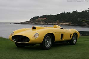 Click here to open the Ferrari 410 S Scaglietti Spyder gallery