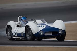 Click here to open the Maserati Tipo 61 Birdcage  gallery