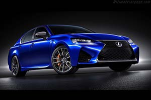 Click here to open the Lexus GS F gallery