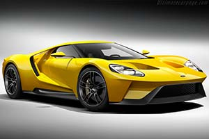 Click Here To Open The Ford Gt Gallery