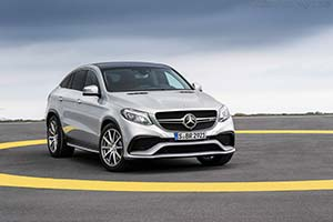 Click here to open the Mercedes-AMG GLE 63 S Coupé gallery