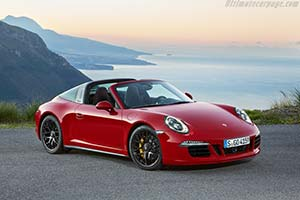 Click here to open the Porsche 911 Targa 4 GTS gallery