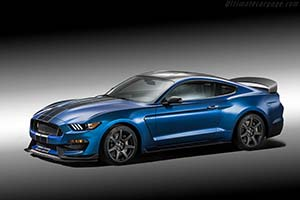 Click here to open the Ford Shelby GT350R Mustang gallery
