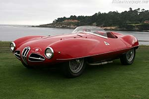 Click here to open the Alfa Romeo C52 Disco Volante Spider  gallery