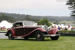 Click here to open the Mercedes-Benz 380 K Cabriolet A  gallery