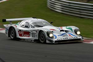 Click here to open the Panoz Esperante GTR-1 gallery