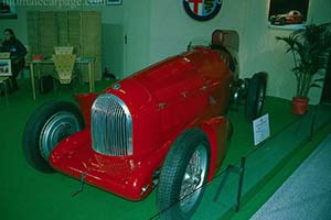 Click here to open the Alfa Romeo Tipo B Aerodynamica gallery