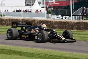Click here to open the Lotus 98T Renault gallery