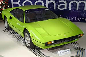Click here to open the Ferrari 308 GTB 'Vetroresina' gallery