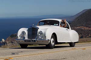 Click here to open the Bentley R-Type Continental Mulliner Fastback gallery