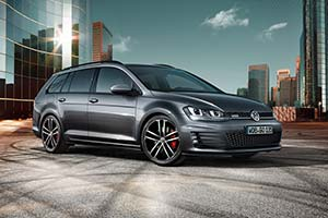 Click here to open the Volkswagen Golf GTD Variant gallery
