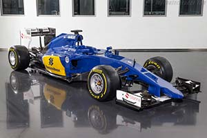 Click here to open the Sauber C34 Ferrari gallery