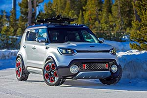 Click here to open the Kia Trail'Ster Concept gallery