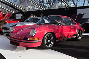 Click here to open the Porsche 911 Carrera RS 2.7 Touring gallery