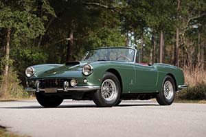 Click here to open the Ferrari 400 Superamerica S1 Pininfarina Cabriolet gallery