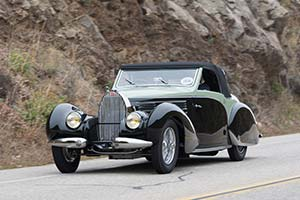 Click here to open the Bugatti Type 57 C Gangloff Aravis Cabriolet gallery