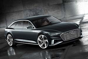 Click here to open the Audi Prologue Avant Show Car gallery