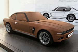 Click here to open the Jensen GT gallery