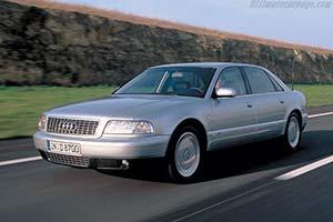 Click here to open the Audi A8 L 6.0 Quattro gallery