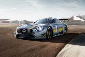 Click here to open the Mercedes-AMG GT3 gallery