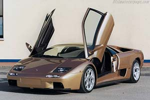 Click here to open the Lamborghini Diablo VT 6.0 SE gallery