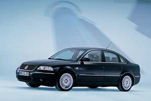 Click here to open the Volkswagen Passat W8 gallery