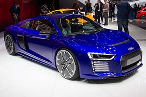 Click here to open the Audi R8 e-tron gallery