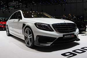 Click here to open the Brabus Rocket 900 gallery