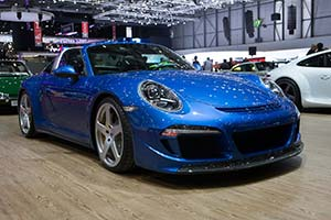 Click here to open the RUF Turbo Florio gallery