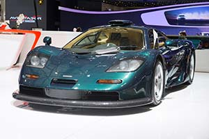 Click here to open the McLaren F1 GT  gallery