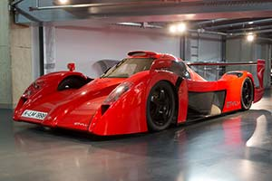 Click here to open the Toyota GT-One Road Car gallery