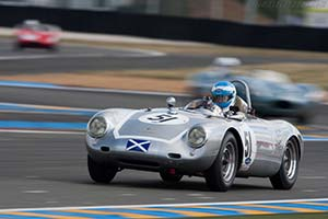 Click here to open the Porsche 550A RS Spyder  gallery