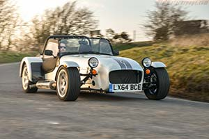 Click here to open the Caterham Seven 270S gallery
