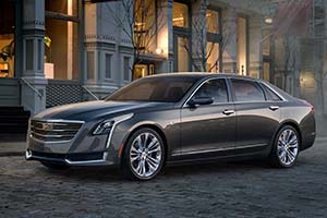 Click here to open the Cadillac CT6 gallery