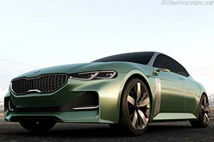 Click here to open the Kia Novo Concept gallery