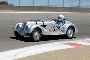 Click here to open the BMW 328 Roadster gallery
