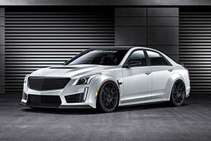 Click here to open the Hennessey CTS-V HPE1000 gallery