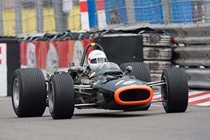 Click here to open the BRM P126 gallery