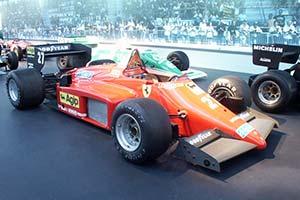 Click here to open the Ferrari 156-85 F1 gallery