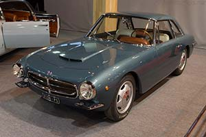 Click here to open the OSCA 1600 GT Touring Coupe gallery