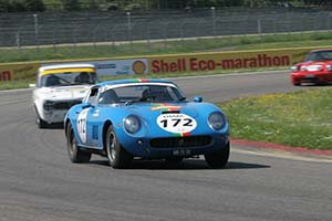 Click here to open the Ferrari 275 GTB Competizione Clienti gallery
